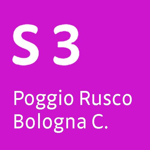 S3 Poggio Rusco-Bologna C.