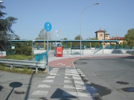 stazione di Casteldebole
