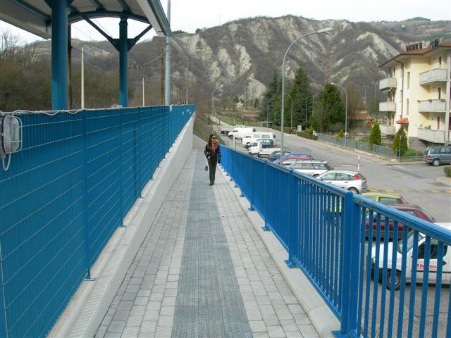 stazione di Lama di Reno_parcheggio