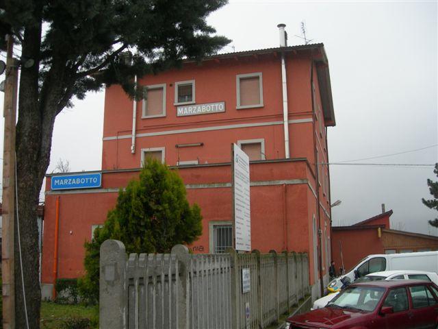 stazione di Marzabotto