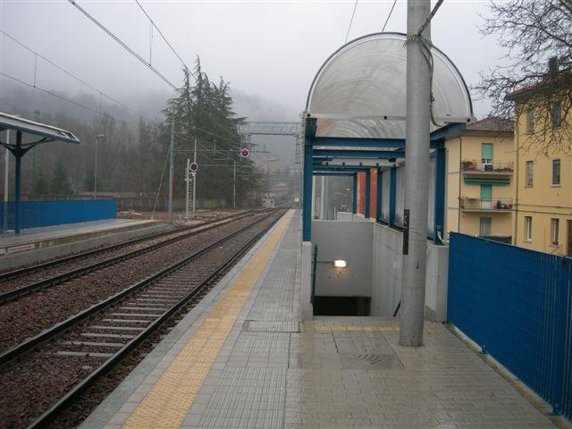 stazione di Pioppe di Salvaro_sottopasso