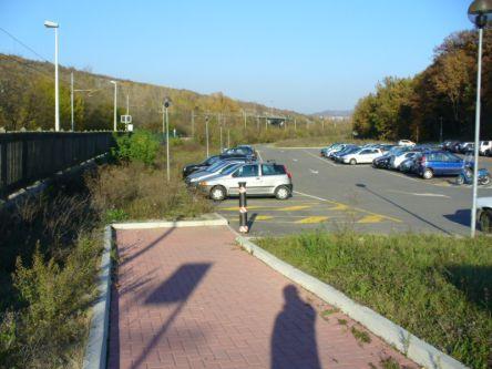 stazione di SIlla_parcheggio