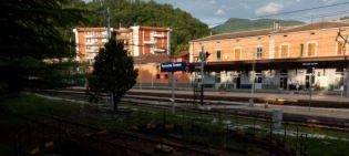 stazione di Porretta