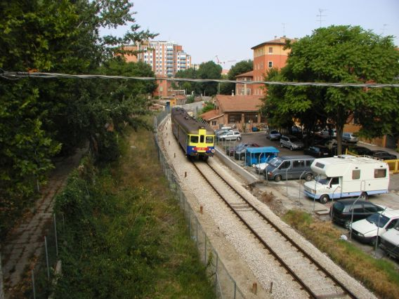 stazione di S. Vitale sulla Portomaggiore