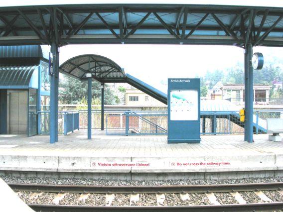 stazione di Rastignano-binari