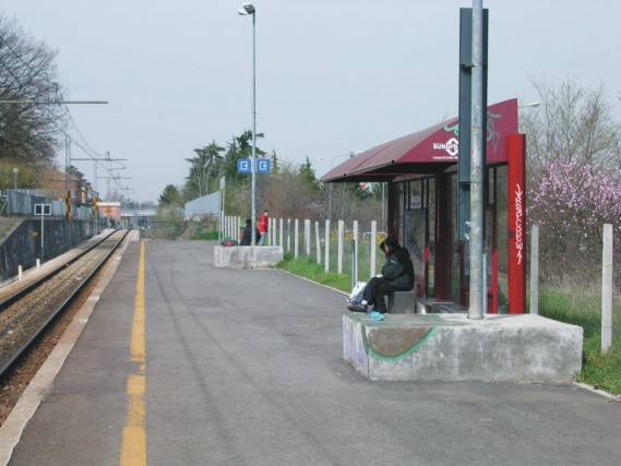 stazione di Casalecchio Palasport