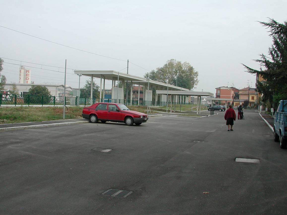 stazione di Ponte Ronca