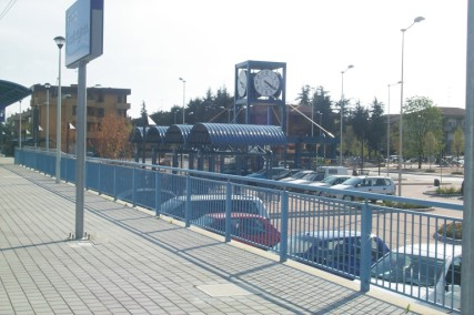 Stazione di Funo Centergross