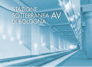 Stazione sotterranea AV di Bologna