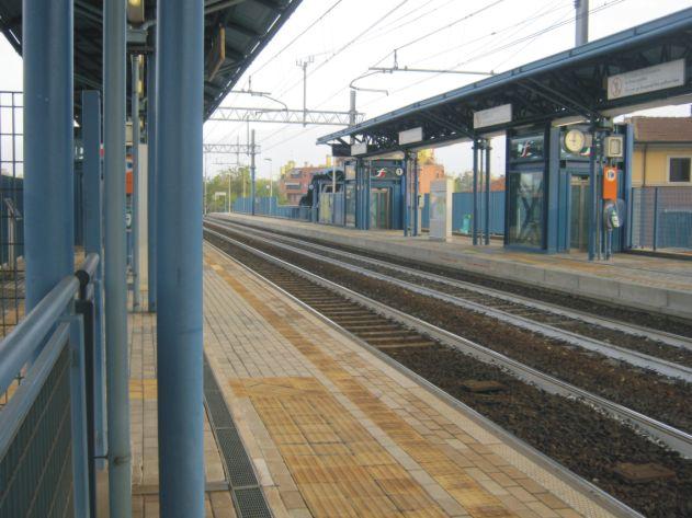 pensiline di stazione