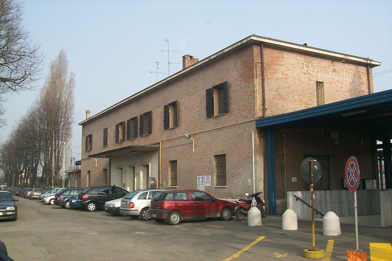 stazione di Castelfranco E.