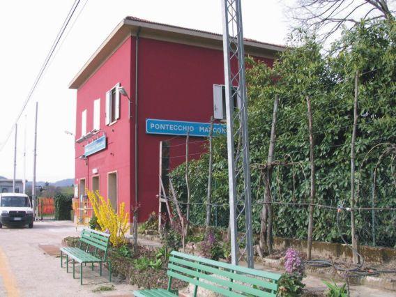 stazione di Pontecchio Marconi