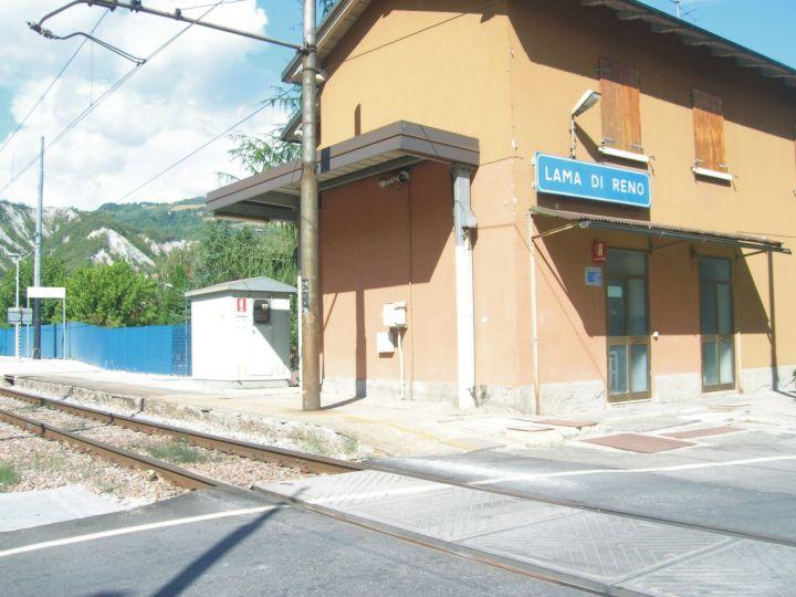 stazione di Lama di Reno