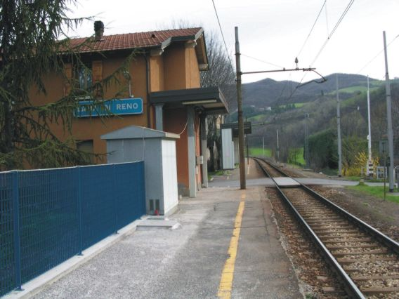 stazione di Lama di Reno_binari
