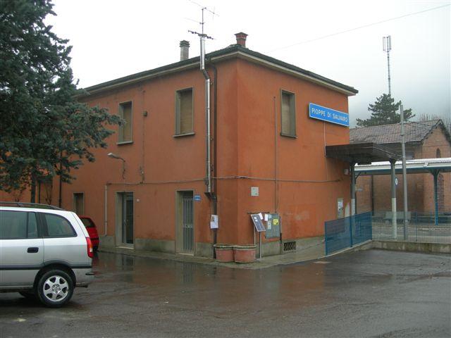 stazione di Pioppe di Salvaro