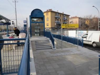 nuova stazione S. Vitale (RA)