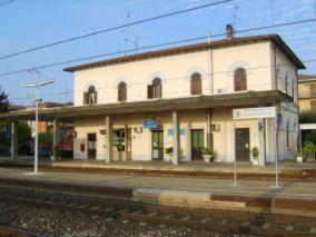 stazione Bologna S. Ruffillo-lato binari