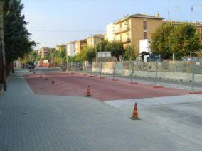 stazione Bologna S. Ruffillo-parcheggio