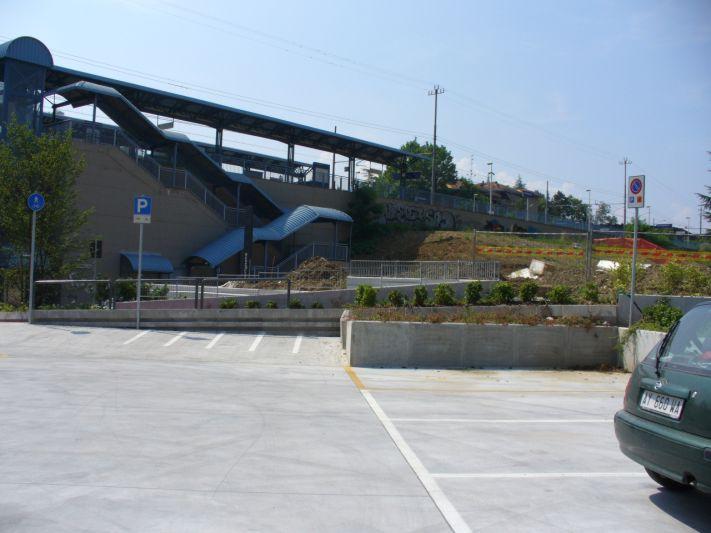 stazione di Rastignano