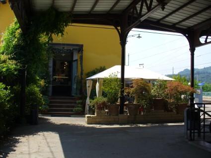 stazione di Pianoro-osteria