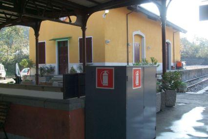 stazione di Monzuno-Vado _ sala