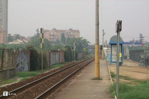 stazione di Bologna Via Larga